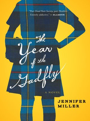 cover image of The Year of the Gadfly