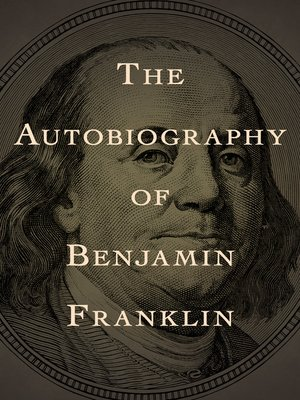 cover image of Autobiography of Benjamin Franklin