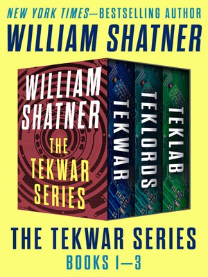 cover image of The TekWar Series Books 1–3