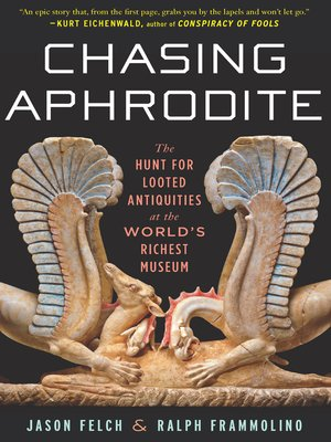 cover image of Chasing Aphrodite