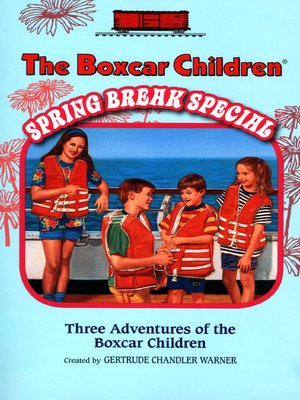 cover image of Spring Break Special