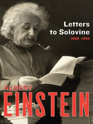 cover image of Letters to Solovine