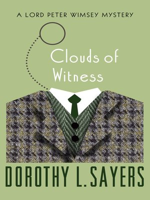 cover image of Clouds of Witness