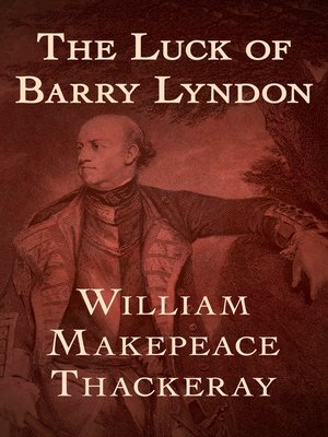 cover image of The Luck of Barry Lyndon