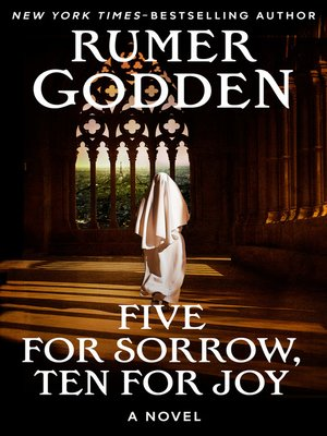 cover image of Five for Sorrow, Ten for Joy