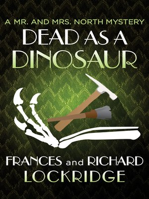 cover image of Dead as a Dinosaur
