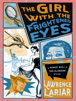 cover image of The Girl with the Frightened Eyes
