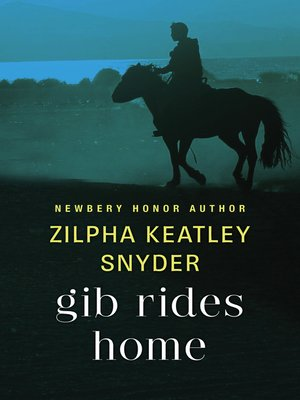 cover image of Gib Rides Home
