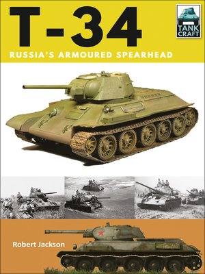 cover image of T-34