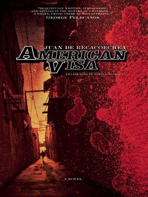 cover image of American Visa