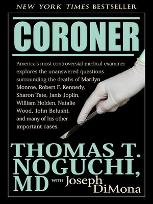 cover image of Coroner, Book 1