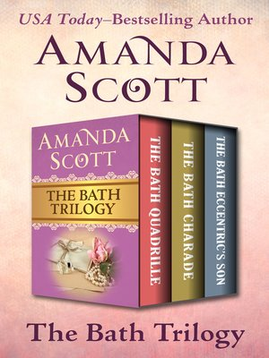 cover image of Bath Trilogy