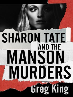 cover image of Sharon Tate and the Manson Murders
