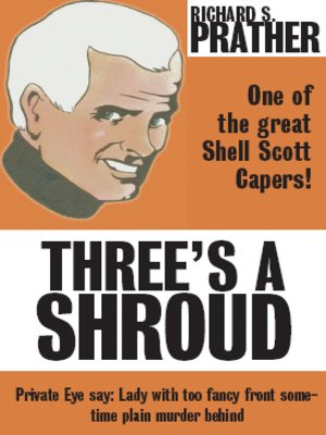 cover image of Three's a Shroud