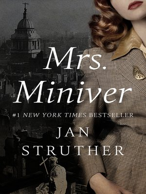 cover image of Mrs. Miniver
