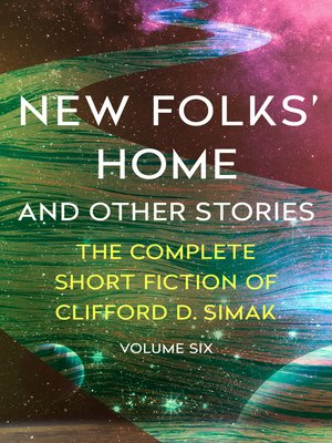 cover image of New Folks' Home and Other Stories