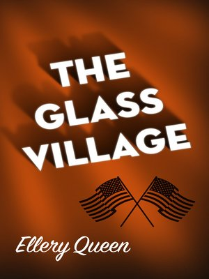 cover image of The Glass Village