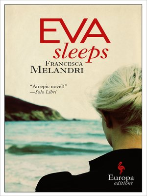 cover image of Eva Sleeps