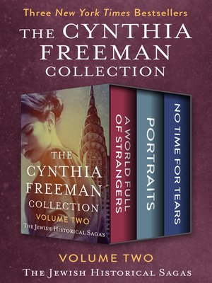 cover image of The Cynthia Freeman Collection Volume Two