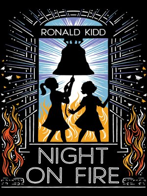 cover image of Night on Fire