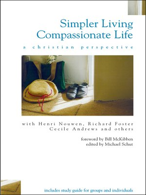 cover image of Simpler Living, Compassionate Life