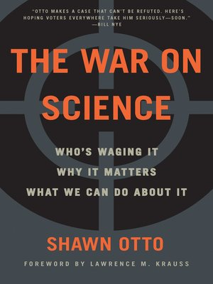 cover image of The War on Science