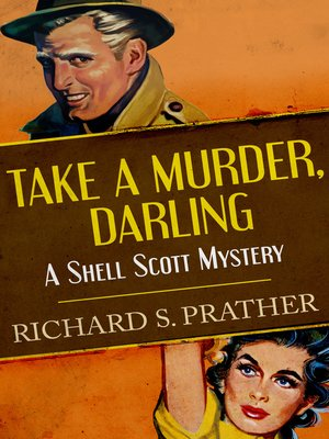 cover image of Take a Murder, Darling