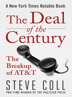 cover image of The Deal of the Century