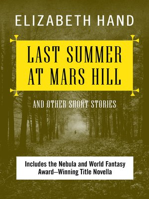 cover image of Last Summer at Mars Hill