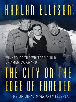 cover image of The City on the Edge of Forever