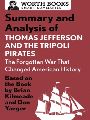 cover image of Summary and Analysis of Thomas Jefferson and the Tripoli Pirates
