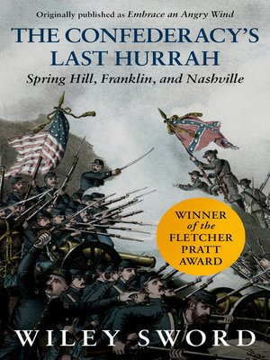 cover image of The Confederacy's Last Hurrah