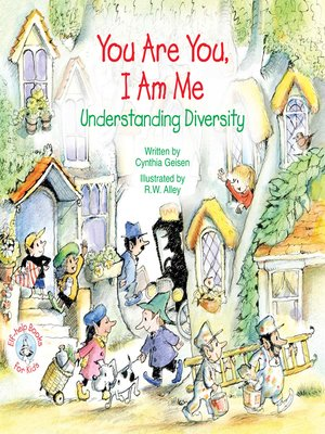 cover image of You Are You, I Am Me