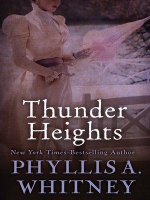 cover image of Thunder Heights