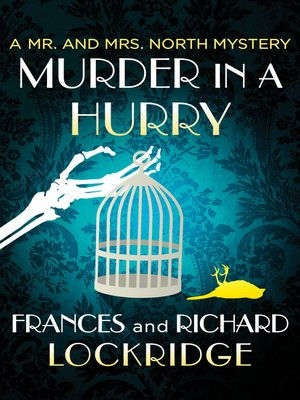 cover image of Murder in a Hurry