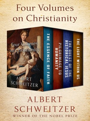 cover image of Four Volumes on Christianity