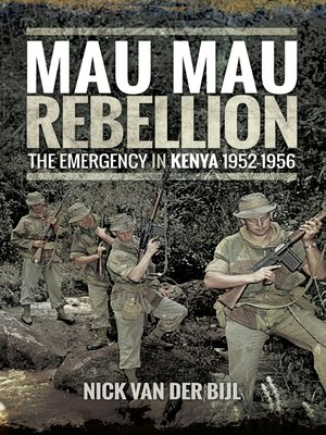 cover image of Mau Mau Rebellion