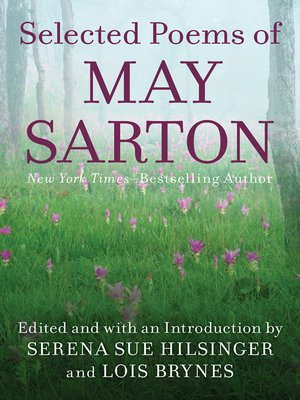 cover image of Selected Poems of May Sarton