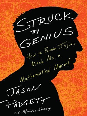 cover image of Struck by Genius