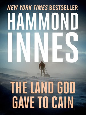 cover image of The Land God Gave to Cain