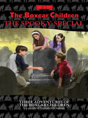 cover image of The Boxcar Children Spooky Special