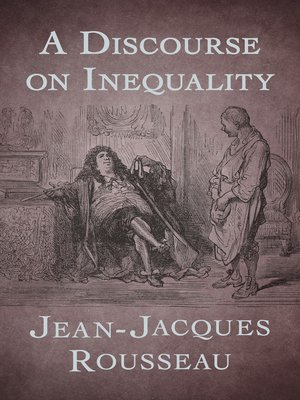cover image of A Discourse on Inequality