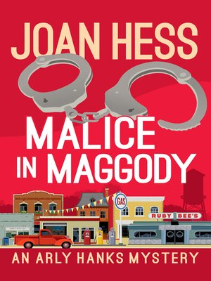 cover image of Malice in Maggody