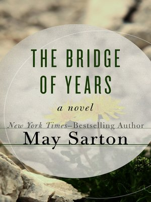 cover image of The Bridge of Years