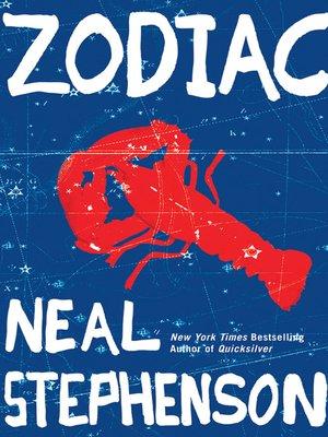 cover image of Zodiac
