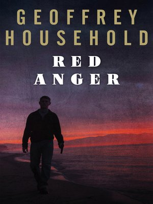 cover image of Red Anger