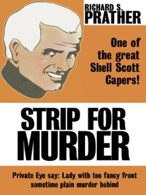 cover image of Strip for Murder