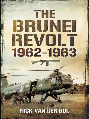 cover image of The Brunei Revolt