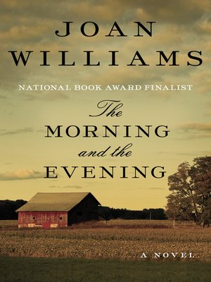 cover image of The Morning and the Evening