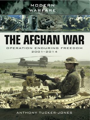 cover image of The Afghan War
